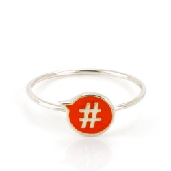 Chit Chat # Stacking Ring