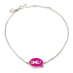 Chit Chat OMG! Bracelet