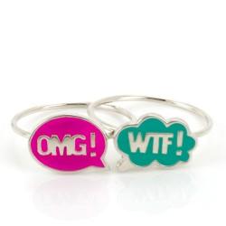 OMG! WTF! Rings