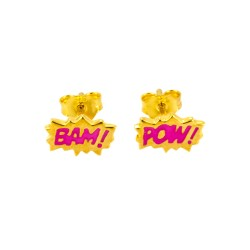 Bam! & Pow! Earrings