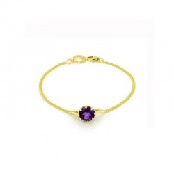Majestic Gem-Set Bracelet
