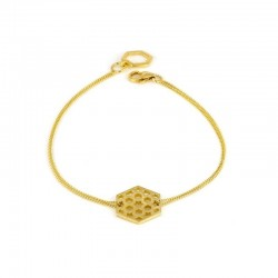 Promise Lattice Bracelet