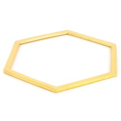 Classics Slim Hex Bangle