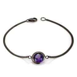 Talon Gem-Set Bracelet