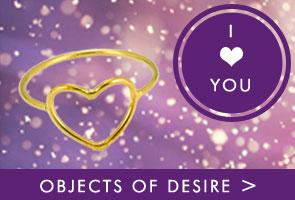 I heart you - Shop Heart Jewellery