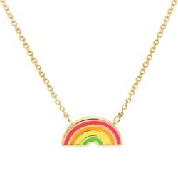 Femme Rainbow Necklace
