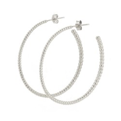 Classics Large Round Hoop Earrings