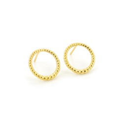 Classics Round Stud Earrings