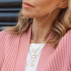 Rachel Stevens Love Necklace
