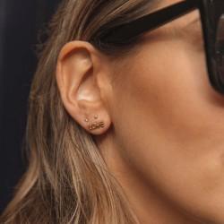 Rachel Stevens Love Earrings