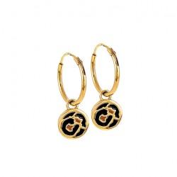 Leopard Print Earrings