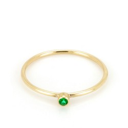 Stacker Precious Gem Set Ring