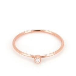 Stacker Precious Gem Set Ring