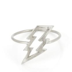 Struck Down Ring