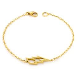 Struck Sideways Bracelet