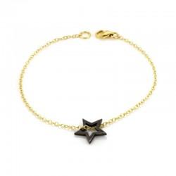 Written Star Bracelet