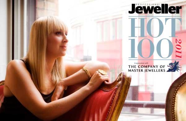 Laura Gravestock Jewellery - voted Hot100