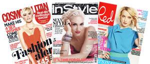 Magazines featuring Laura Gravestock Jewellery